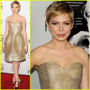 Michelle Williams: 'My Week With Marilyn' Special Screening!
