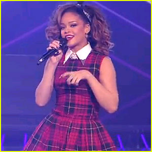 Rihanna: 'Talk That Talk' Out Today!
