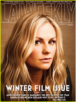 Anna Paquin Covers 'LA Weekly'