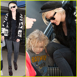 Ashlee Simpson: Bronx is a Batman Fan