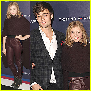 Chloe Moretz: Tommy Hilfiger Flagship Store Launch!