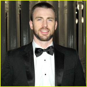 Chris Evans: New Year's Resolution Revealed