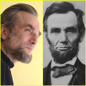 Daniel Day-Lewis: Abraham Lincoln in New Biopic