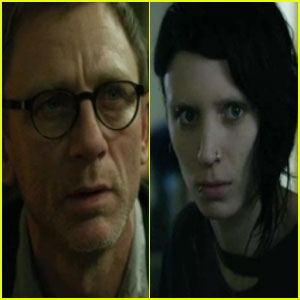 Daniel Craig & Rooney Mara: 8-Minute 'Dragon Tattoo' Trailer!