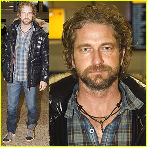 Gerard Butler: Glasgow for the Holidays