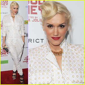 Gwen Stefani: 'In the Land of Blood & Honey' L.A. Premiere!