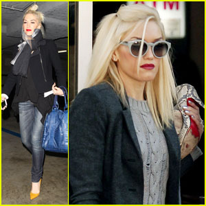 Gwen Stefani: No Doubt Has A 'Thumping' Studio Sesh