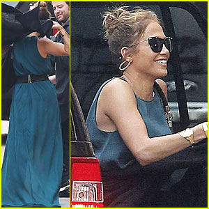 Jennifer Lopez: 'American Idol' in Pasadena!