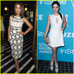 Julia Jones & Isabelle Fuhrman: A Night of Firsts!