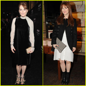 Julianne Moore: Pirelli Calendar Global Launch!