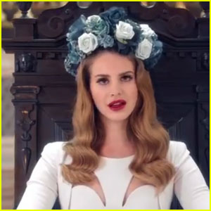 Lana Del Rey: 'Born to Die' Video Premiere!