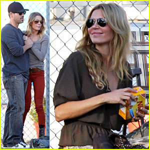 LeAnn Rimes &#038; Eddie Cibrian: Family Time with Brandi Glanville!