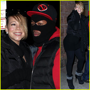 Mariah Carey &#038; Nick Cannon: Aspen Holiday Shopping Spree!