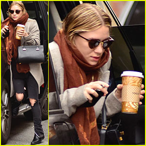 Mary-Kate Olsen: StyleMint Adds Cashmere!