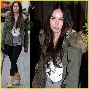 Megan Fox: Facebook's Fastest Growing Actress Fan Page!