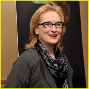 Meryl Streep: 'Iron Lady' DC Screening!