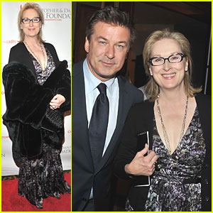 streep alec Meryl baldwin and