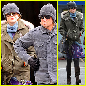 Nicole Kidman & Keith Urban: Movie Date!