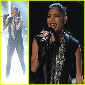 Nicole Scherzinger: 'Pretty' Debut on 'X Factor'!
