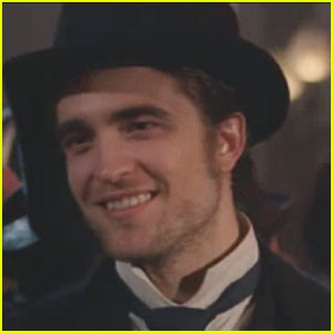 Robert Pattinson: 'Bel Ami' Trailer!