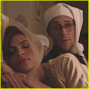 Drunk History Christmas 2011.Eva Mendes Photos News And Videos Just Jared Page 30