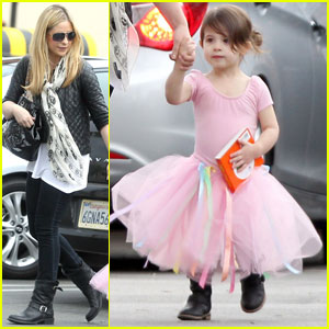 Sarah Michelle Gellar: Daughter Charlotte Is My Best Friend