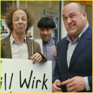 Sean Hayes: 'Three Stooges' Trailer Released!