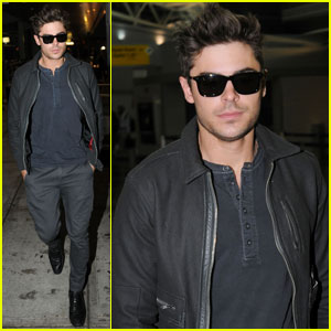 Zac Efron Talks Kissing Michelle Pfeiffer in 'New Year's Eve'