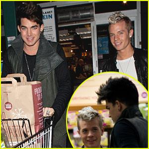Adam Lambert & Sauli Koskinen: Grocery Guys