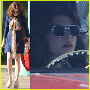 Amanda Seyfried: 'Lovelace' in Long Beach!