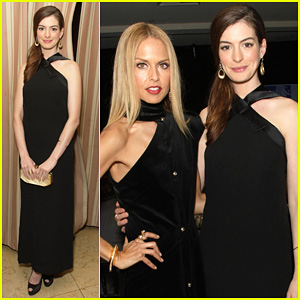 Anne Hathaway & Rachel Zoe: L.A. LGBT Center Benefit!