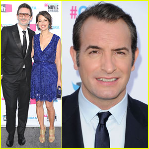 Berenice Bejo & Jean Dujardin - Critics' Choice Awards 2012