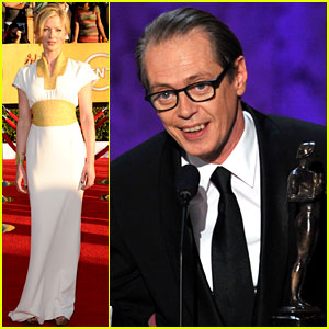 'Boardwalk Empire' Cast Wins at SAG Awards 2012!