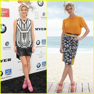 Brooklyn Decker: Magic Millions Race Day!
