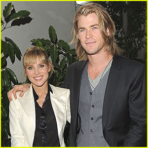 Chris Hemsworth & Elsa Pataky: Expecting a Baby!
