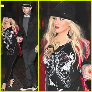 Christina Aguilera &#038; Matt Rutler: New Year's Eve!