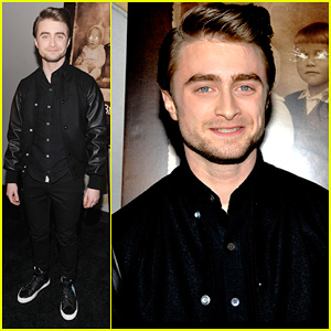 Daniel Radcliffe: 'Woman In Black' New York Screening!