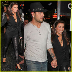 Eva Longoria Getting Rid of Tony Parker Tattoo
