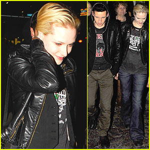 Evan Rachel Wood: 'Across the Universe' Reunion in Hollywood!