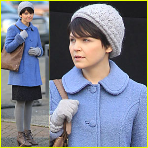 Ginnifer Goodwin: 'Once Upon A Time' in Canada!