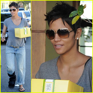 Halle Berry & Olivier Martinez: Not Engaged?