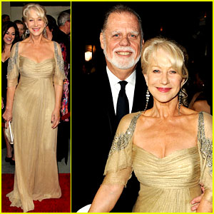 Helen Mirren: DGA Awards with Taylor Hackford!