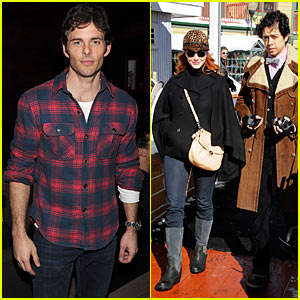 James Marsden: Between the Sugar Sheets