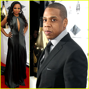 Jay-Z &#038; Ashanti: 40/40 Club Reopening!
