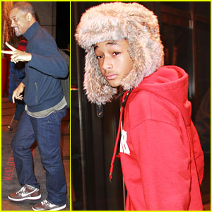 Will Smith & Jaden: Night Out in NYC