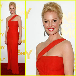 Katherine Heigl: 'One for the Money' Premiere in NYC!