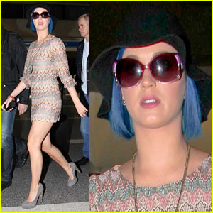 Katy Perry: Missoni Take-Off