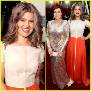 Sharon &#038; Kelly Osbourne - People's Choice Awards 2012 Red Carpet
