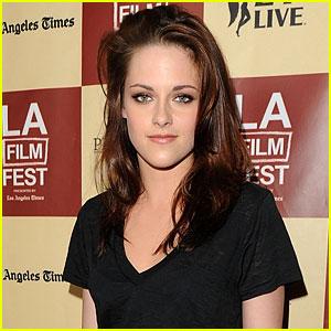 Kristen Stewart: Balenciaga's Newest Spokeswoman!