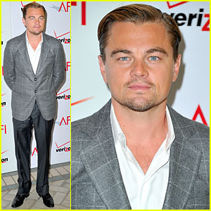 Leo DiCaprio: AFI Awards with Martin Scorsese!